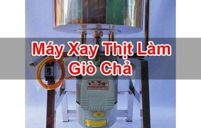 Máy Xay Thịt Làm Giò Chả