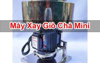 Máy Xay Giò Chả Mini