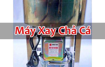 Máy Xay Chả Cá