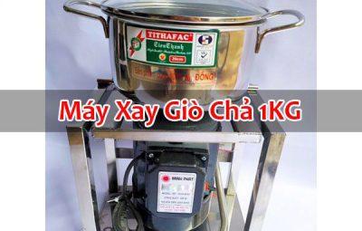 Máy Xay Giò Chả 1KG