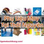 Phụ Liệu May Tại Thái Nguyên Mua Bán Chất Lượng Giá Rẻ Game BT