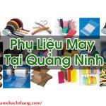 Phụ Liệu May Tại Quảng Ninh Sản Xuất Tốt Giá Rẻ Game BT