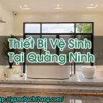 Thiết Bị Vệ Sinh Tại Quảng Ninh Uy Tín Chất Lượng Cao Game BT