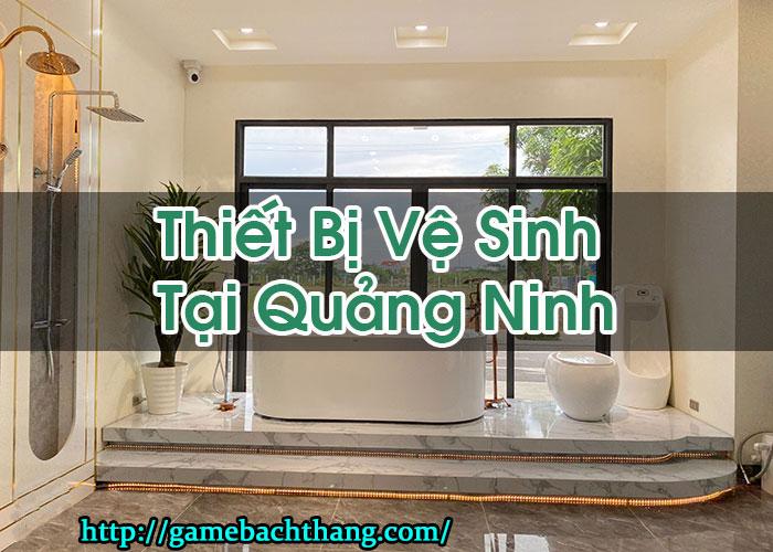 Thiết Bị Vệ Sinh Tại Quảng Ninh