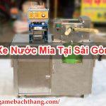 Xe Nước Mía Tại Sài Gòn Giá Rẻ Chất Lượng Tốt – Game BT