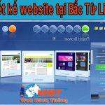 Thiết kế website tại Bắc Từ Liêm giá rẻ, chuyên nghiệp