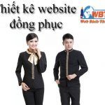 Thiết kế website đồng phục sinh viên công sở văn phòng