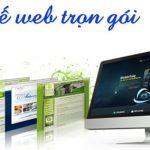 Thiết kế website trọn gói chuyên nghiệp uy tín nhất
