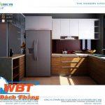 Thiết kế website bán tủ bếp đẹp chuyên nghiệp giá rẻ