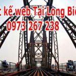 Dịch Vu Thiết Kế Website Tại Quận Long Biên LH: 0973 267 238