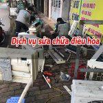 Sửa điều hòa công nghiệp tại Hải Dương giá rẻ công ty GBT