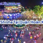 Bình Shisha Tại Quận Hoàn Kiếm Chính Hãng Mua Bán Đảm Bảo Nhất