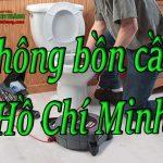 Thông bồn cầu Hồ Chí Minh giá rẻ, uy tín, cam kết làm sạch triệt để