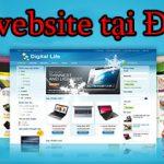 Thiết kế website tại Điện Biên giá rẻ, chuyên nghiệp BT game