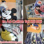 In Áo Cotton Tại Hà Nội Dịch Vụ Tốt Đảm Bảo Uy Tín – Game BT