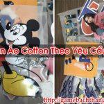 In Áo Cotton Theo Yêu Cầu Giá Rẻ Dịch Vụ Tốt Nhất – Game BT
