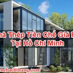 Nhà Thép Tiền Chế Giá Rẻ Tại Hồ Chí Minh Uy Tín – Game BT