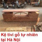 Kệ tivi gỗ tự nhiên tại Hà Nội giá gốc chất lượng cao- Game BT