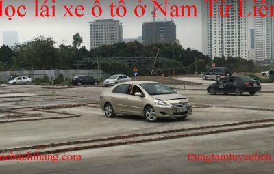Hoc Lai Xe O To Nam Tu Liem